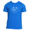 Aspen, Colorado Bicycle - Men's Moisture Wicking T-Shirt