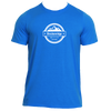 Breckenridge, Colorado Circle Three Peak - Men's Moisture Wicking T-Shirt