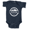 Breckenridge, Colorado Circle Three Peak - Infant Onesie/Bodysuit