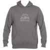 Beaver Creek, Colorado Mountains and Clouds - Men's Hooded Sweatshirt/Hoodie