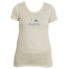 Aspen, Colorado I Heart/Love Mountain - Women's Tri-Blend T-Shirt
