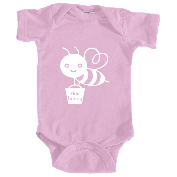 Bee Hey Honey - Infant Onesie/Bodysuit