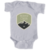 Beaver Creek, Colorado Mountaineering Badge - Infant Onesie/Bodysuit