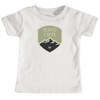 Beaver Creek, Colorado Mountaineering Badge - Infant T-Shirt