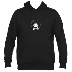 Aspen, Colorado Circle Three Peak Alt Version - Men's Hooded Sweatshirt/Hoodie