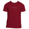 Beaver Creek, Colorado Retro Mountain Pulse - Men's Moisture Wicking T-Shirt
