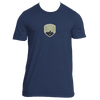 Beaver Creek, Colorado Mountaineering Badge - Men's T-Shirt
