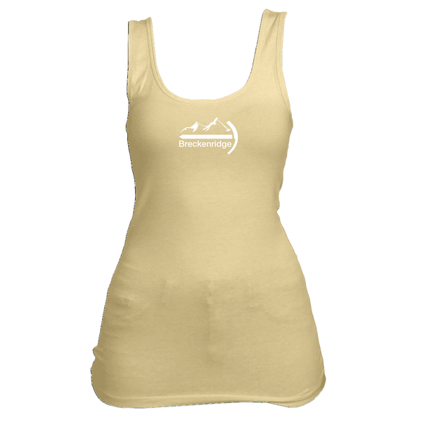 Breckenridge, Colorado Mountaineer - Women's Tank Top