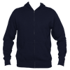 Beaver Creek, Colorado Mountain & Sun - Men's Full-Zip Hooded Sweatshirt/Hoodie