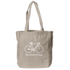 Breckenridge, Colorado Bicycle - Organic Tote Bag