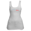 Aspen, Colorado Retro Mountain Pulse - Women's Tank Top