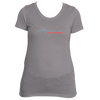 Beaver Creek, Colorado Retro Style Mountain - Women's Tri-Blend T-Shirt
