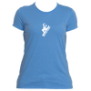Beaver Creek, Colorado Snowboarding - Women's Moisture Wicking T-Shirt