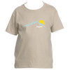 Aspen, Colorado Mountain Sunset - Youth/Kid's T-Shirt