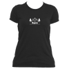 Aspen, Colorado Mountain & Trees - Women's Moisture Wicking T-Shirt
