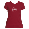 Aspen, Colorado Trees - Women's Moisture Wicking T-Shirt