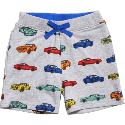 Aston Martin - Baby Boys Summer Shorts Lerirtle, Grey - 6M