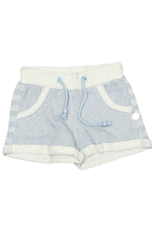 Silvian Heach - Girl French Terry Keshet Shorts, Lilla Light - 4Y