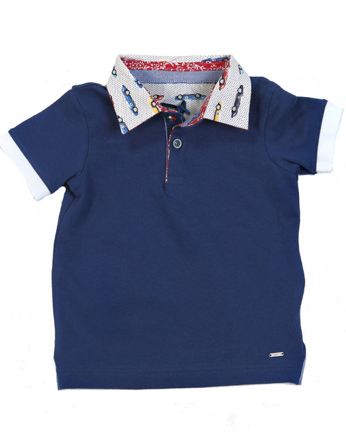 baby boy summer polo shirt on sale by fun&fun