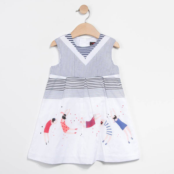 b7eb94ceb09 Catimini - Girls City Retro Dress