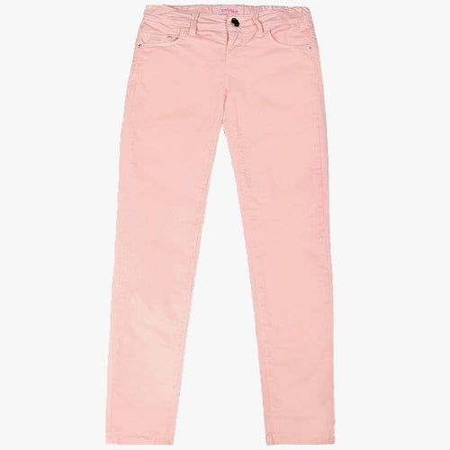 Gaudi Teen - Girls Summer Jeans Pants, Pink - 8Y