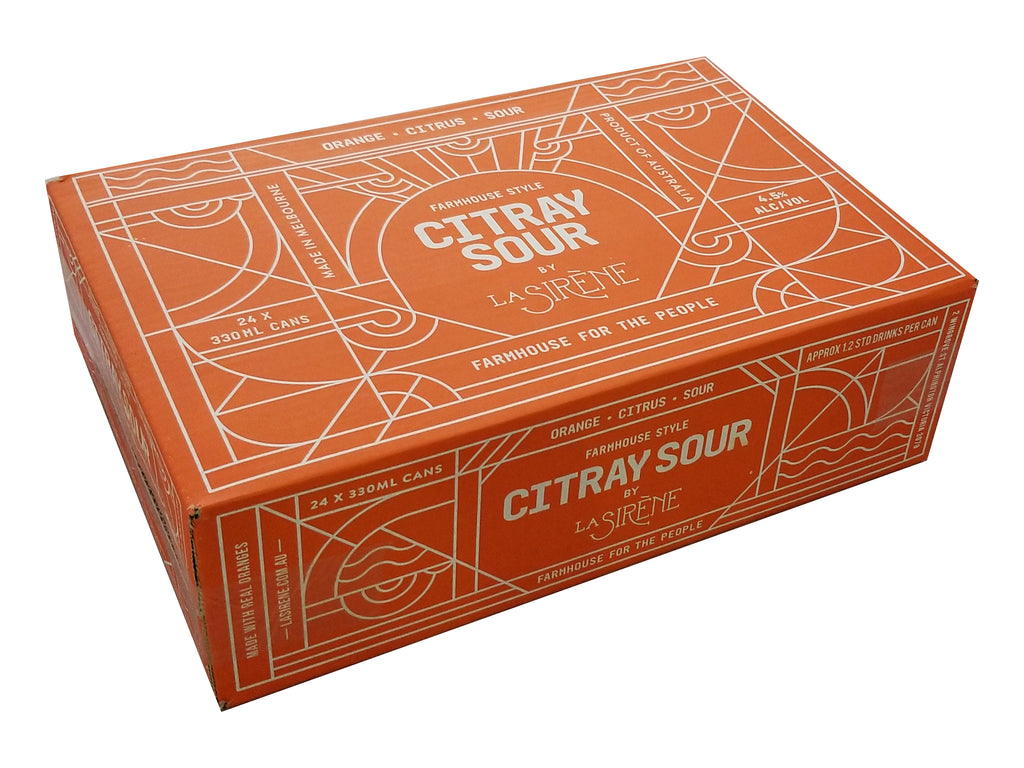 Citray Sour Case