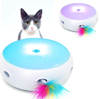 SmartPaw - Smart Interactive Cat Toy - SmartPaw