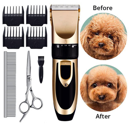 Smartpaw Pet Shaver Grooming Clipper For Dogs & Cats - SmartPaw