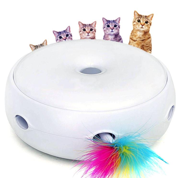 SmartPaw - Smart Interactive Cat Toy