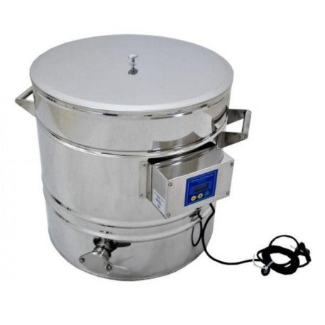Lyson -70L Stainless Settler with heated drum 4043D