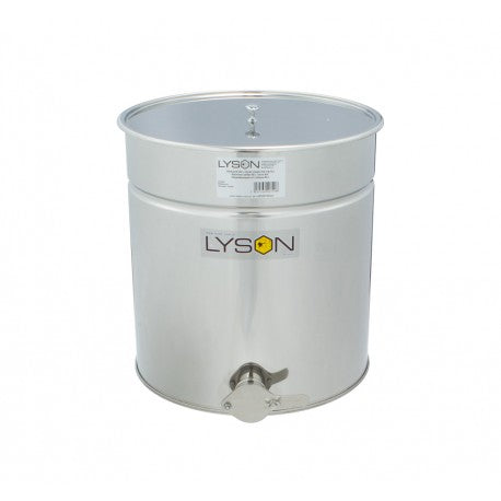 Lyson -Stainless Settler 50L with Honey Sieve 7034N_S