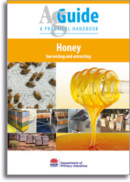 Book - Honey  AgGuide