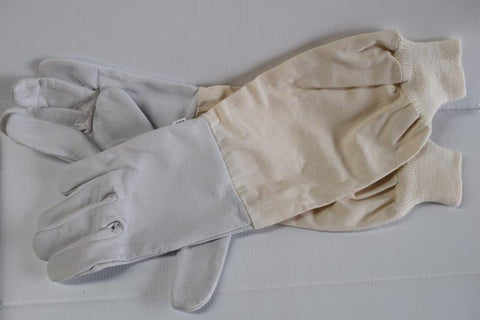 Bee Gloves - Adults - Goats Hide