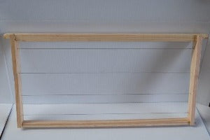 Frames Full Depth - assembled with wire - pack of 4