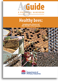Book - Healthy Bees by DPI NSW