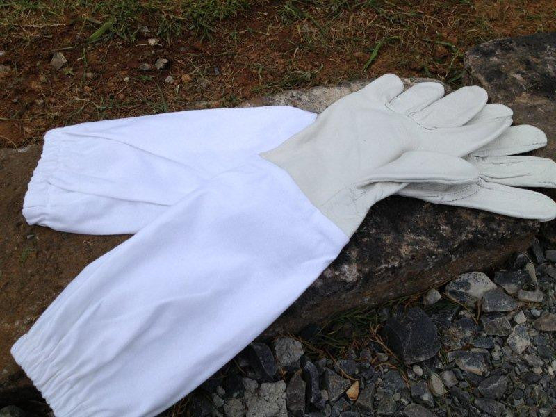 Bee Gloves - Adults Cow Hide