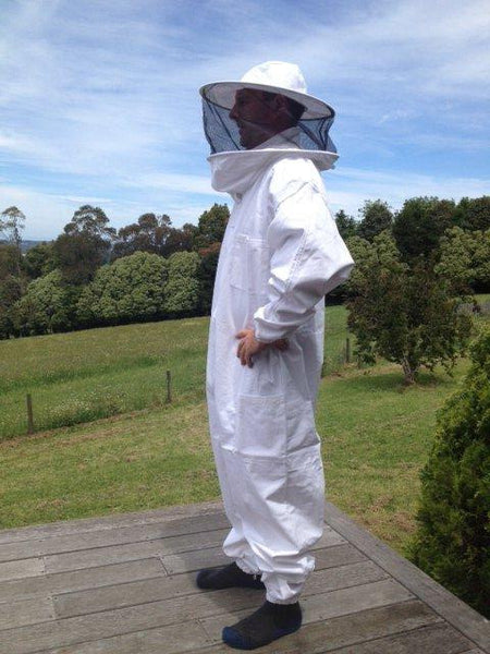 Beekeeping Suit - Round Hat Style