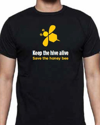 TShirt - Keep the hive Alive