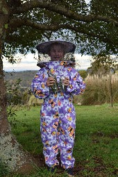 Beekeeping Suit Pattern - Round Hat Style - Kids to Adult sizing