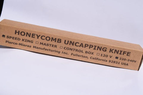 Uncapping Knife Electric