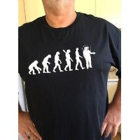 T-Shirt - Evolution BeeKeeper