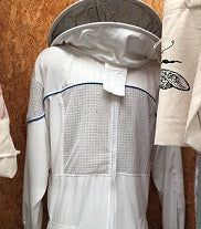 Beekeeping Suit - Round Hat  with Vented chest & back
