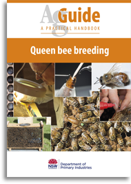 Book - Queen Bee Breeding AgGuide