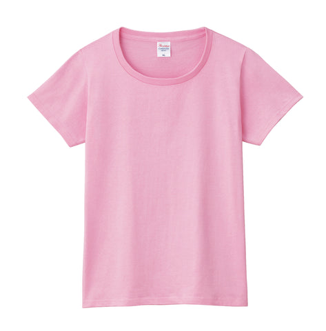 Printstar [*00085-CVT] Women's Heavy-weight Tee-shirt / 女裝全棉圓領T恤