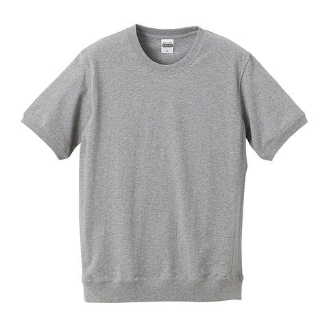 United Athle [4254-01] Heavyweight Ribbed T-shirt / 超重磅羅紋束口T恤