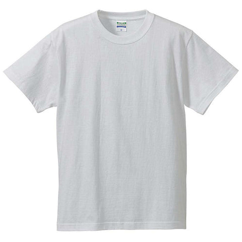 United Athle [5001-01] Adult Cotton T-shirt / 成人全棉T恤