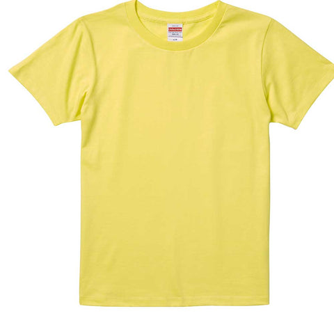 United Athle [5001-03] Ladies Cotton T-shirt/全棉女裝T恤
