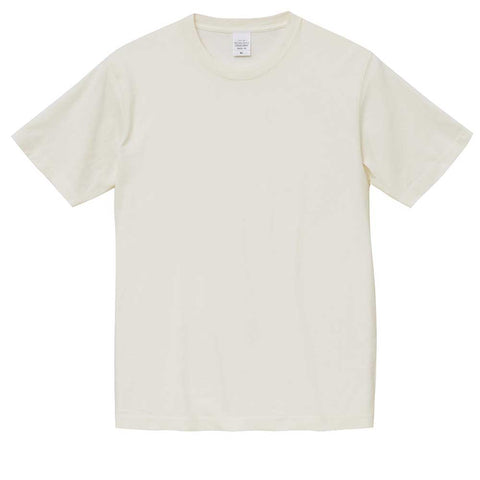 United Athle [5020-01]  Adult Cotton T-shirt / 成人圓領短袖洗水T恤