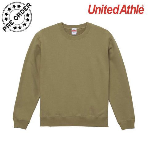 United Athle [5044-01] Cotton French Terry Sweatshirt / 純棉魚鱗布衛衣