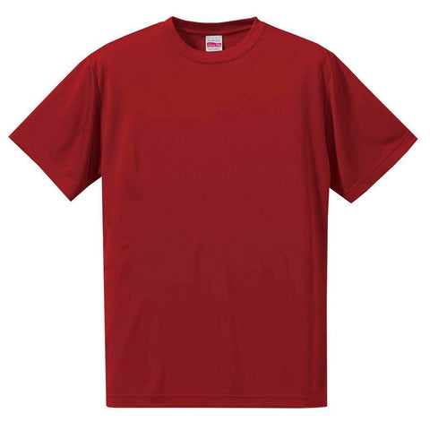 United Athle [5088-02] Kids Dry Silky Touch T-shirt / 童裝快乾T恤